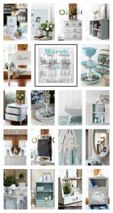 March Madness 2016 {31 Thrifty makeovers in 31 Days}