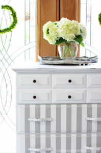 Dated Dresser Makeover