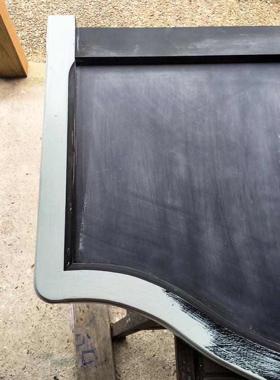 Headboard-Chalkboard-during