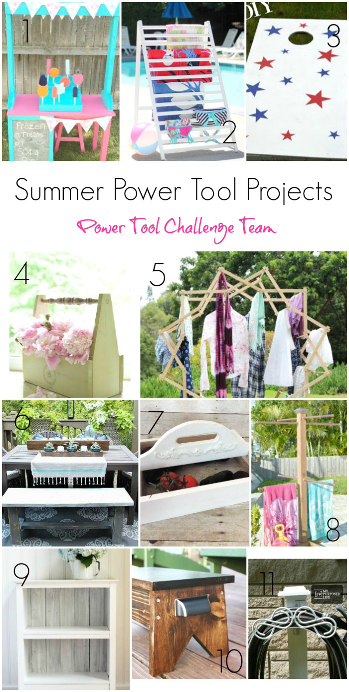 Power-Tool-Challenge-Team-Summer-Themed-Projects