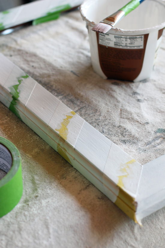 Frogtape is mo go-to for painting projects!