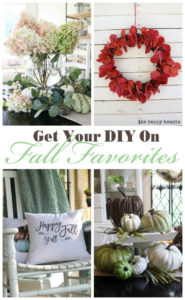Get Your DIY On: Fall Favorites