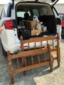 GMC's Longest Yard Sale Adventure