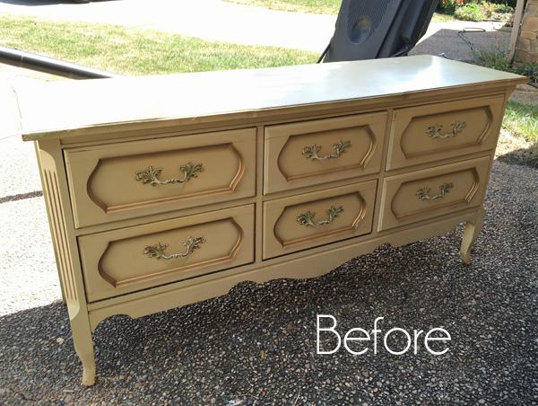 Grandma's-Dresser-Before
