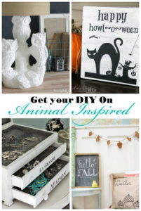 Get Your DIY On: Animal Inspired DIY Projects