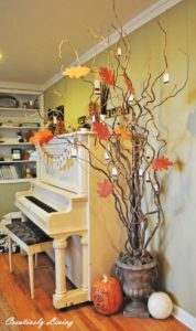 The Thankful Tree from Creatively Living