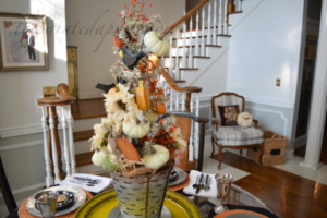 Creations, Harvest Tree & Table from The Painted Apron