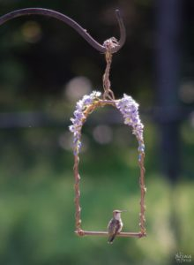 Hummingbird Swing from The Navage Patch