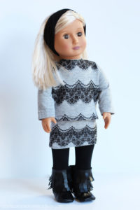 DIY AMerican Girl Doll Clothes from confessionsofaserialdiyer.com