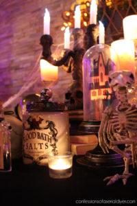 Spooky Outdoor Halloween Tour
