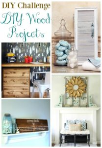 Get Your DIY On: Wood Projects