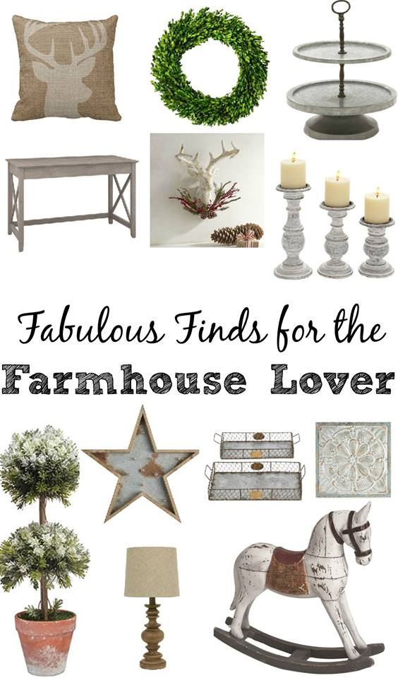 Farmhouse Decor Lover Gift Guide from Restoration Redoux