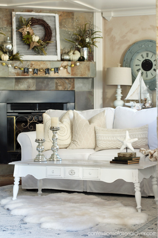 Very Vintage Coffee Table Makeover | Confessions of a Serial Do-it  YA77