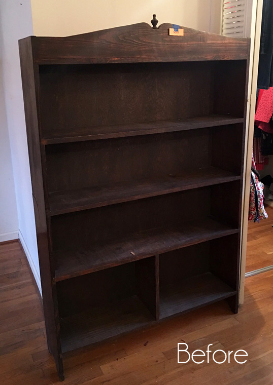 Book-Case-Before