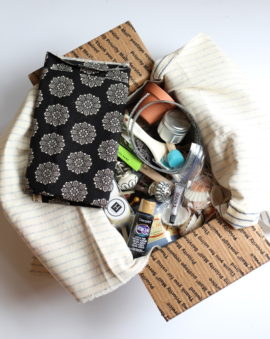 Craft Junk Giveaway from confessionsofaserialdiyer.com
