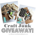 Craft Junk Giveaway!!