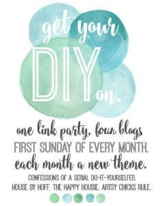 Get Your DIY On: Favorite DIY Projects