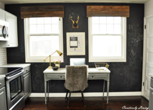 Kitchen Makeover Reveal from Creatively Living