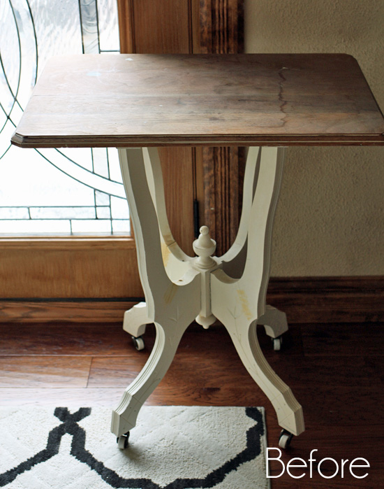 Antique Fixer Upper Table