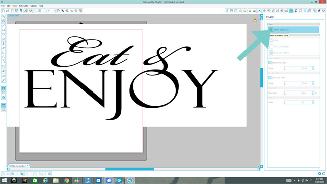 How to cut your own designs in Silhouette Cameo