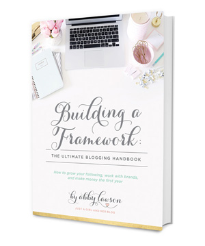 Looking to Start a Blog? This is THE book to get you started!