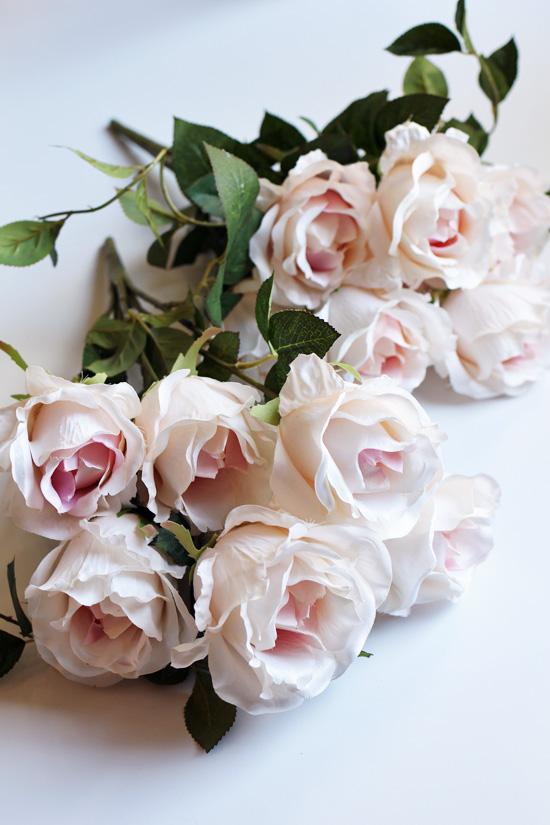 Faux Camellias