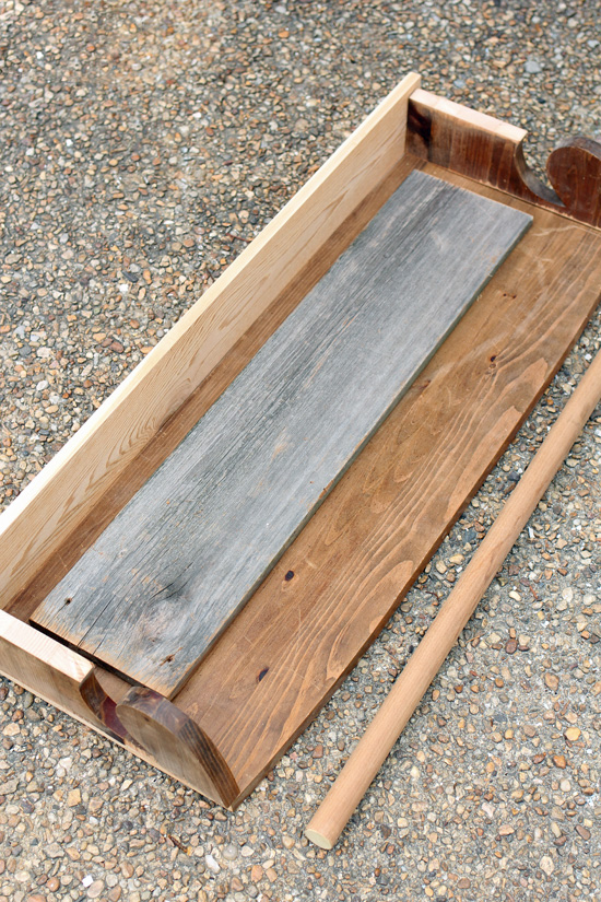Top Roadside Footboard Repurposed | Confessions of a Serial Do-it  IV07
