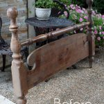 Roadside Footboard Repurposed