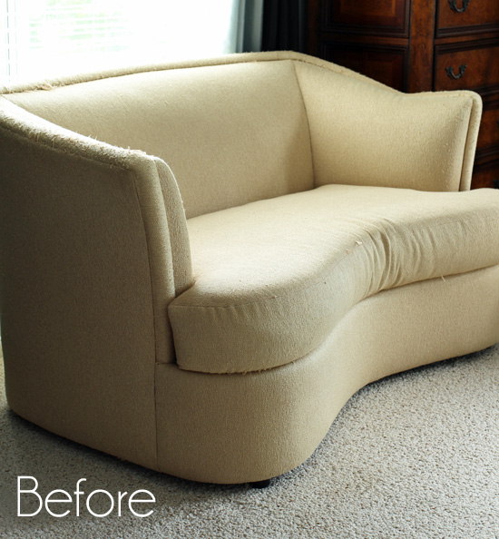 Simple Sofa Slipcover