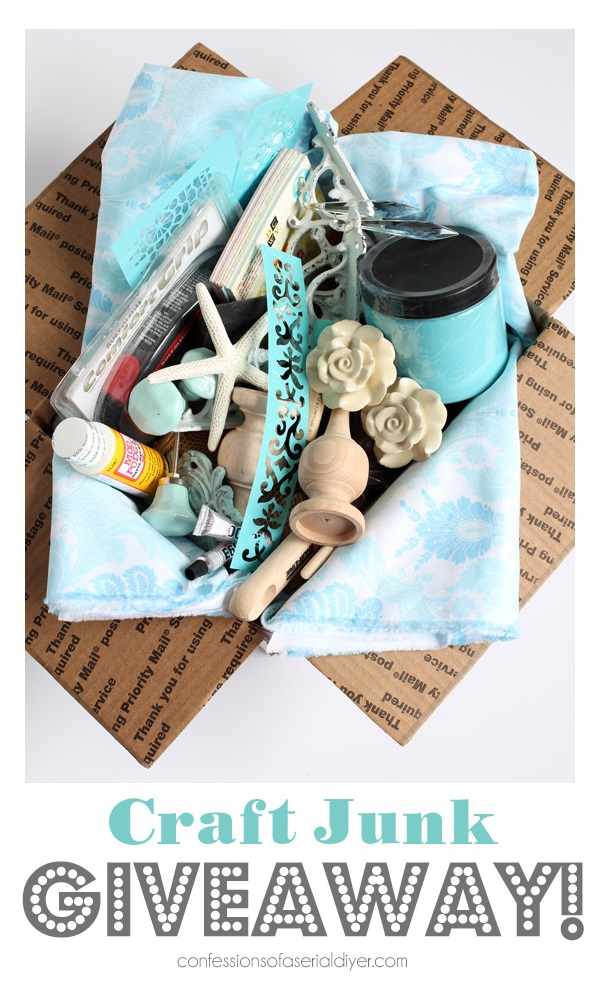 August Craft Junk Giveaway!