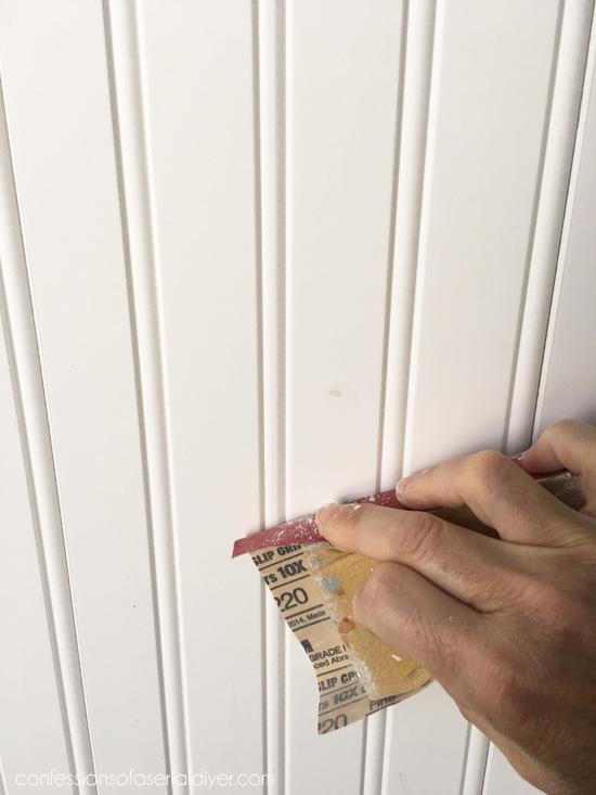 How to install beadboard