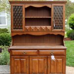 My Favorite Hutch Makeover (& We're ready for floors!)