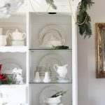 Christmas in the Dining Room (& Table and Chairs Updated!)