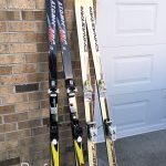 Repurposed Skis