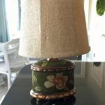 Beach-Inspired Lamp Makeover