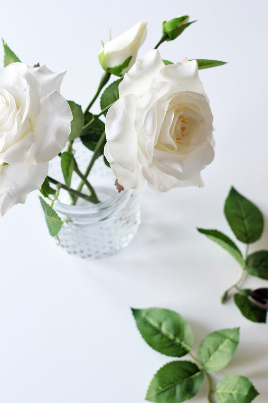 How to make a Faux-real flower arrangement with Quick Water