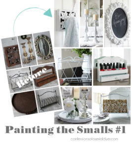 Painting the smalls #1