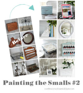 Painting the smalls #2