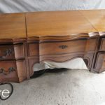 French Provincial Dressing Table Redo