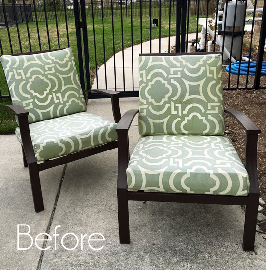 Giving New Life to Outdoor Furniture