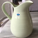 Easy Pitcher Update and Spring in the Dining Room