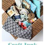 July 2018 Craft Junk Giveaway!