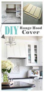 DIY Range Hood Cover