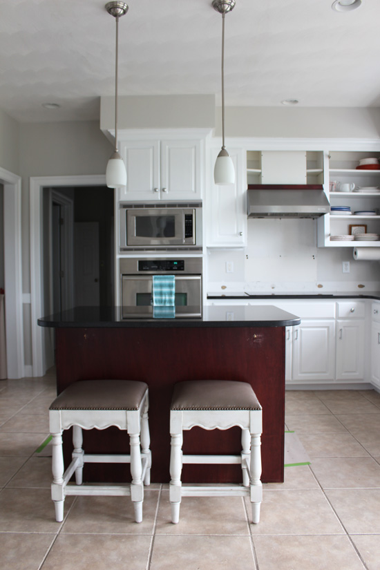 Pleasing Kitchen Island Makeover With Beadboard Confessions Of A Download Free Architecture Designs Barepgrimeyleaguecom