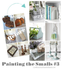 Painting the smalls #3