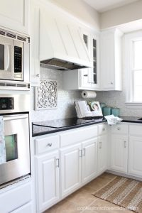 How to install mother-of-pearl tile