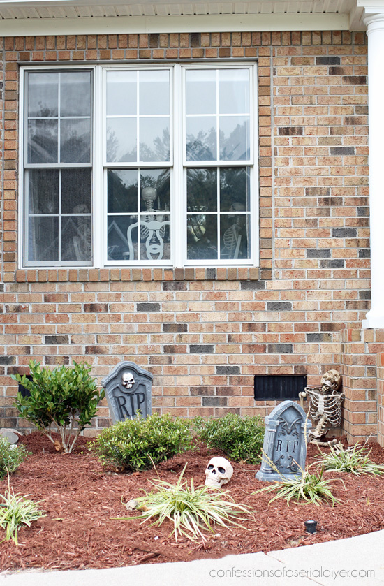 Outdoor Halloween Decor Ideas