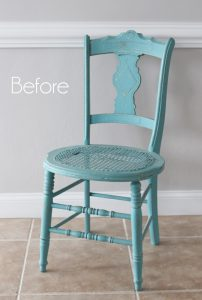 Chair Parts Repurposed