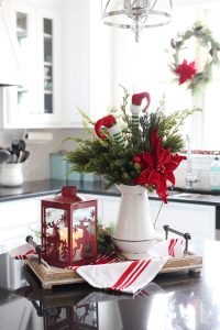 How to create a Christmas Centerpiece from confessionsofaserialdiyer.com
