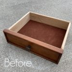 Thrift Store Drawer Upcycle